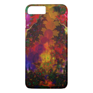 Sterio Trippin Psychedelic iPhone 7 Plus Case