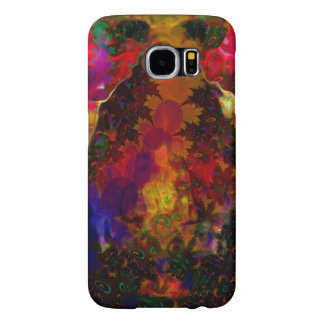Sterio Trippin Psychedelic Samsung Galaxy S6 Cases