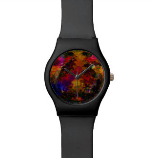 Sterio Trippin Psychedelic Watch