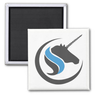 Sterling and Stone Unicorn Magnet