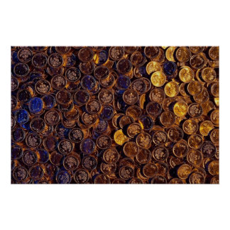 Sterling coins print