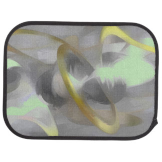 Sterling Desire Pastel Abstract Car Mat