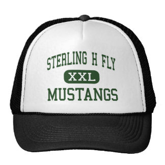 Sterling H Fly - Mustangs - Junior - Crystal City Cap