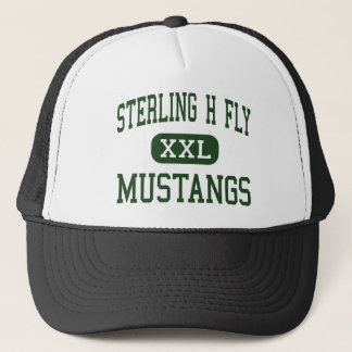 Sterling H Fly - Mustangs - Junior - Crystal City Trucker Hat