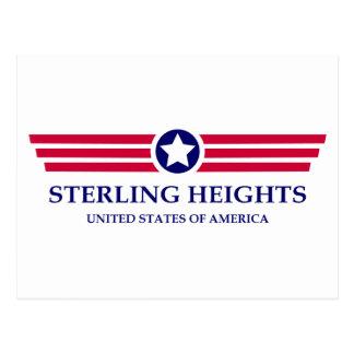 Sterling Heights Pride Postcard