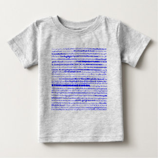 Sterling High School Text Design I Shirt Infant