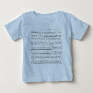 Sterling High School Text Design II Shirt Infant