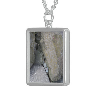 STERLING SILVER DAY AT THE LAKE NECKLACE
