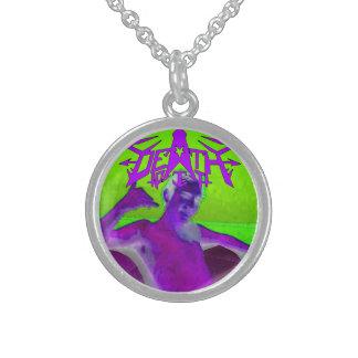 Sterling Silver Death Pit Hangloose necklace