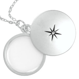 Sterling Silver LOCKET - Upload pics, add text!
