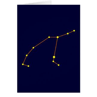 Sternbild constellation Perseus Karten