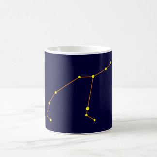Sternbild constellation Perseus Kaffeetassen