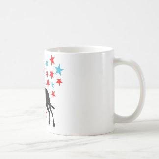 Sternenherz Dogge Basic White Mug