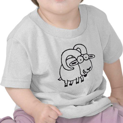 Sternzeichen Widder T-Shirts