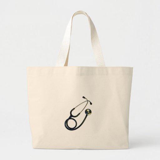 Stethescope Canvas Bag