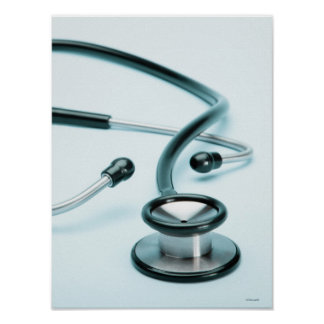 Stethoscope 3 poster