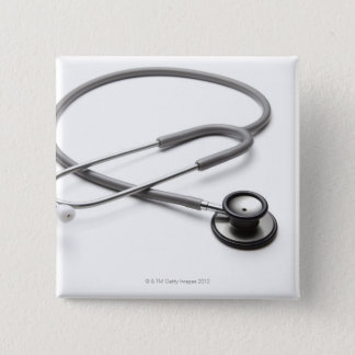 Stethoscope 4 15 cm square badge