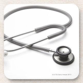 Stethoscope 4 coaster