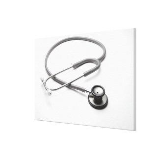 Stethoscope Canvas Print