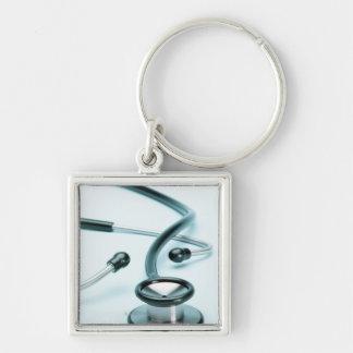 Stethoscope Key Ring