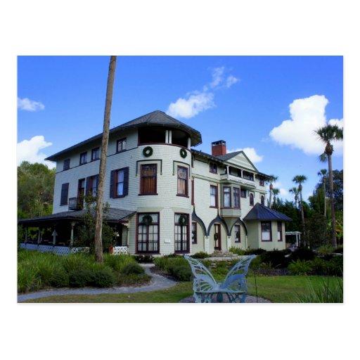 Stetson Mansion Postcards