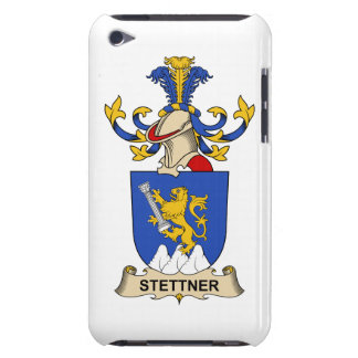 Stettner Family Crest Barely There iPod Covers