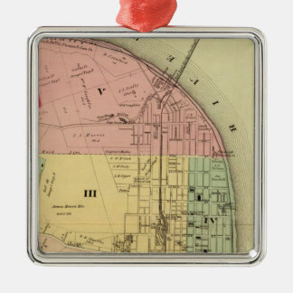 Steubenville, Ohio 2 Christmas Ornament