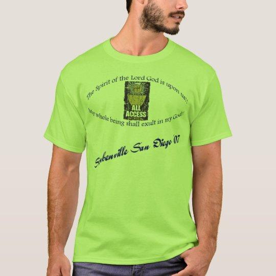 Steubie, San Diego 07' T-Shirt