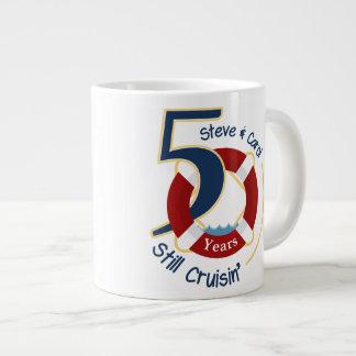 Steve and Carol, Still Cruisin' mug