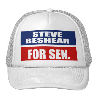 STEVE BESHEAR FOR SENATE TRUCKER HAT
