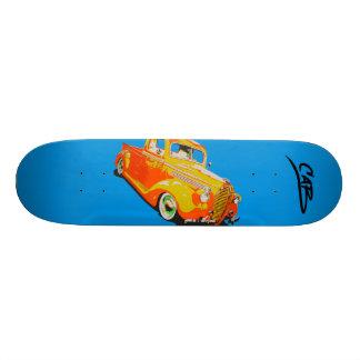 """Steve Caballero """"Cabart 1"""" Skate Board Deck"""