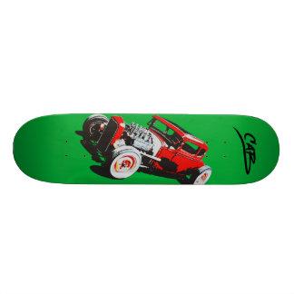 """Steve Caballero  """"Cabart 2"""" Skateboard Decks"""