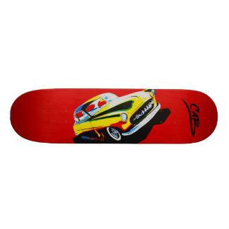 Steve Caballero Cabart 4 Skate Boards