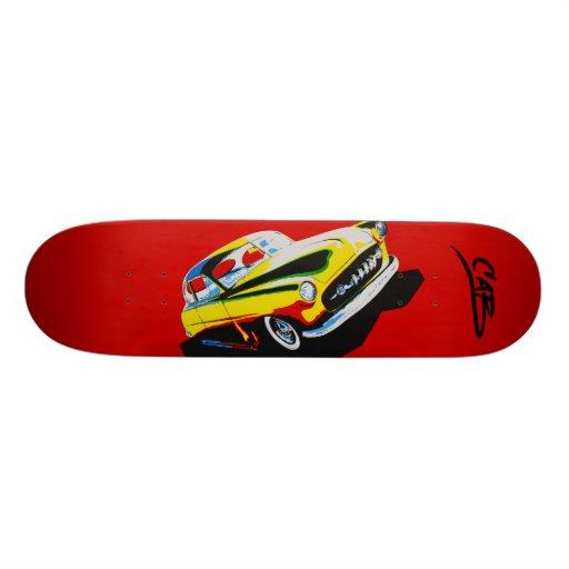 """Steve Caballero  """"Cabart 4"""" Skate Boards"""