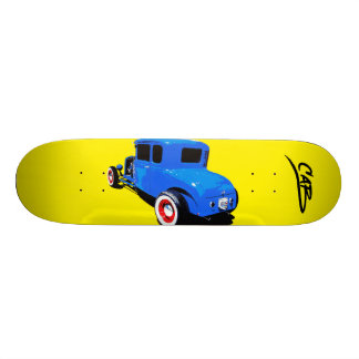 Steve Caballero Cabart 5 Skate Board Deck