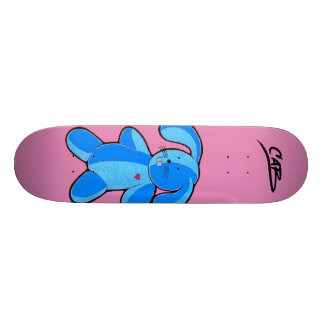 "Steve Caballero ""Faith Hope Love"" Skate Deck"