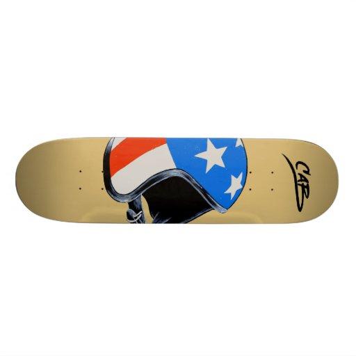 """Steve Caballero """"Helmet"""" Skateboard Decks"""