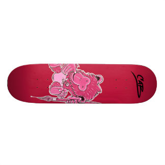 "Steve Caballero ""Monkey Brush"" 19.7 Cm Skateboard Deck"