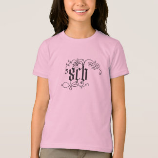 steve carson band - Girls Ringer T-Shirt