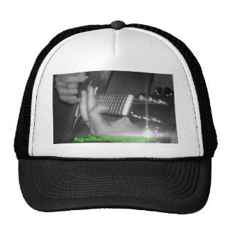 steve mesh hat