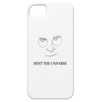 Steve Jobs Dent The Universe Quote iPod Case iPhone 5 Cases