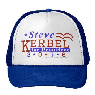 Steve Kerbel President 2016 Election Libertarian Cap