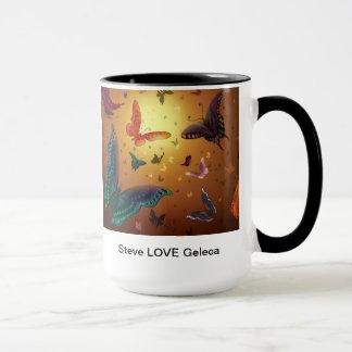 Steve LOVE Geleca mug