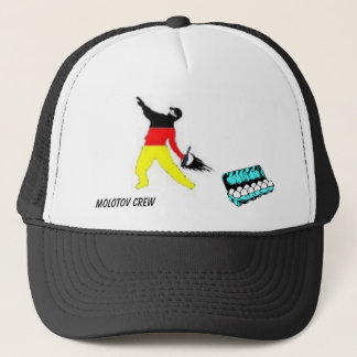 steve molotov trucker hat