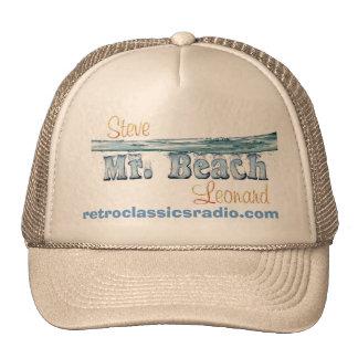 "Steve ""Mr. Beach"" Leonard Cap"