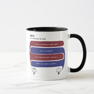 steve mug