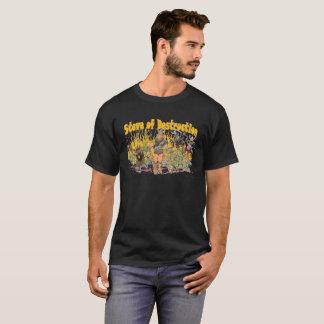 Steve of Destruction T-Shirt