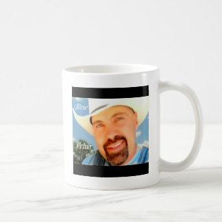 Steve Petno Apron Basic White Mug