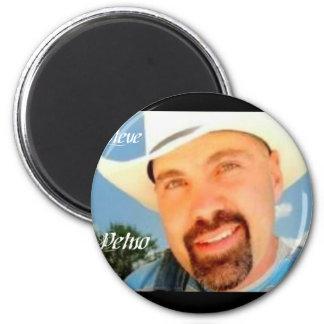 Steve Petno Apron 6 Cm Round Magnet