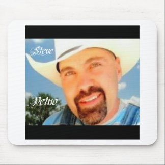 Steve Petno Apron Mousepad